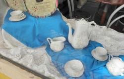Palco de D'especiarias, padaria e café, Tomar