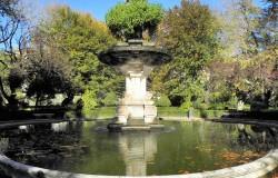 Botanical gardens Coimbra university