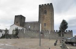 Castle of Amieira do Tejo