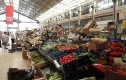 Mercado da Ribeira, food market Lisbon