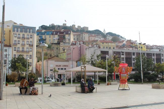 Marti Moniz, Baixa, Lisbon