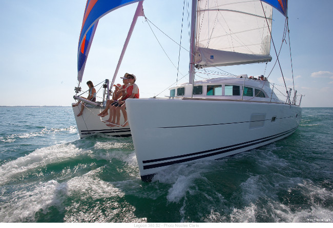 Catamaran charter Algarve