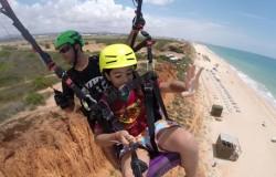 Paragliding Algarve