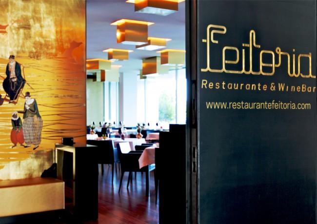 Feitoria restaurant, Lisbon