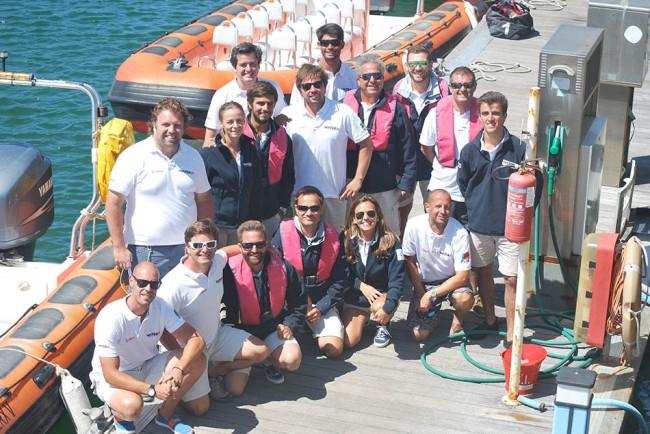 Seafari challenge Sesimbra
