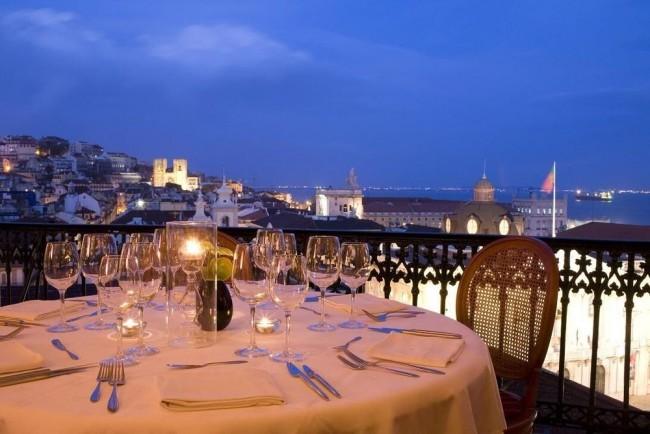 Tágide restaurante, Chiado, Lisboa