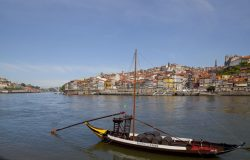 Rabelo boat tours, Porto