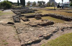 Olympic games, Team Building, Vilamoura – roman ruins Cerro da vila