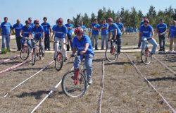 Team building – MTB build a bike and race in a slow race, Sesimbra, Arrabida