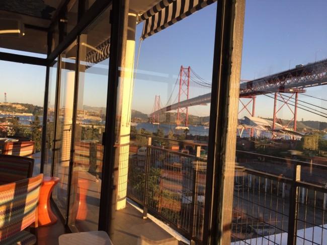 Rio Maravilho restaurant, Lisbon