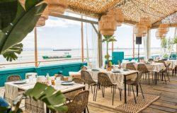 Ferroviario rooftop bar & restaurant Lisbon