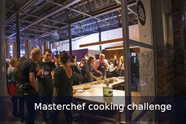 Master chef Challenge